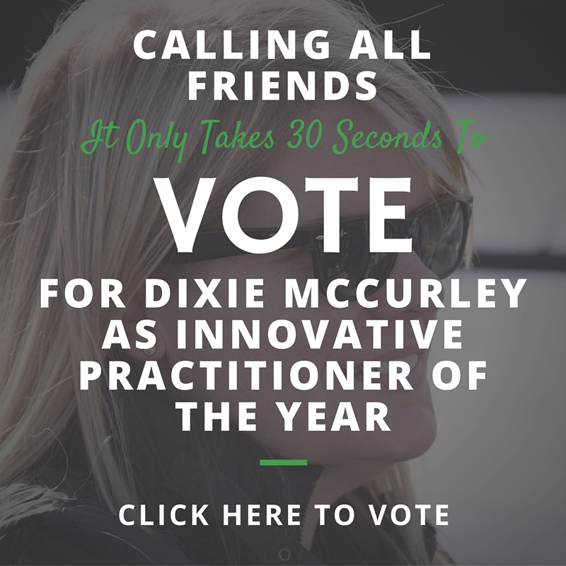 Dixie McCurley Innovative Person
