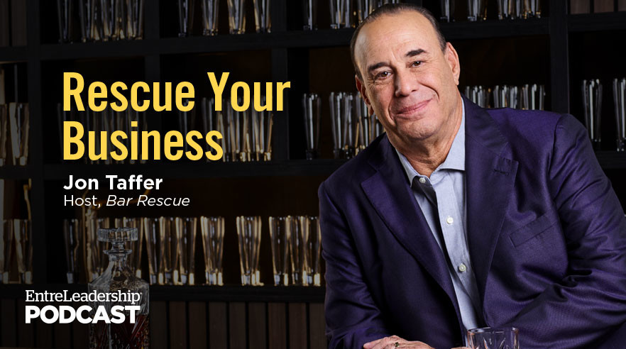 Rescue Your Business With Bar Rescue Consultant Jon Taffer