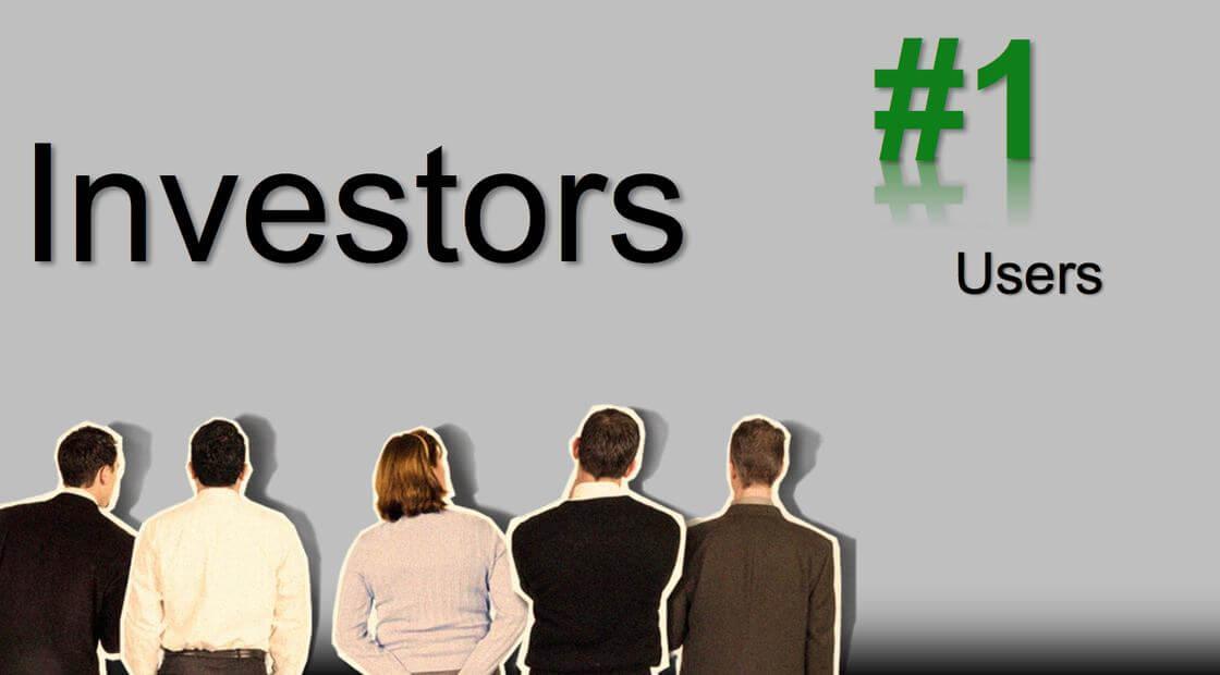 Number 1 Investors - Users