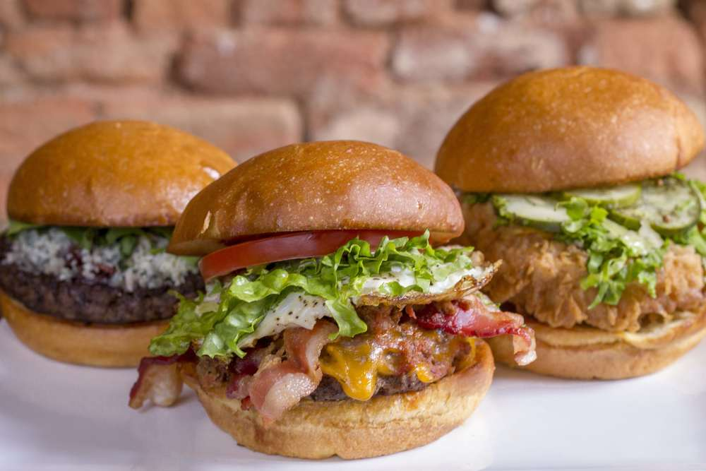 Stockyard Burgers & Bones