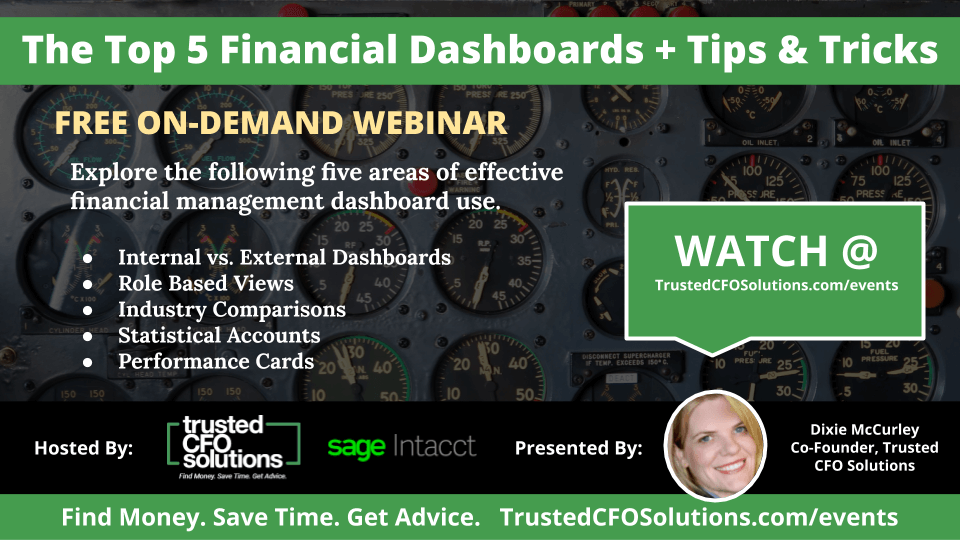 top financial dashboards