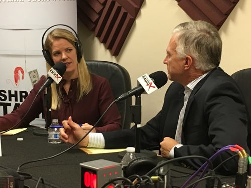 Why Entrepreneurs Resist Needed Change To Grow Their Business - Radio Interview with Dixie